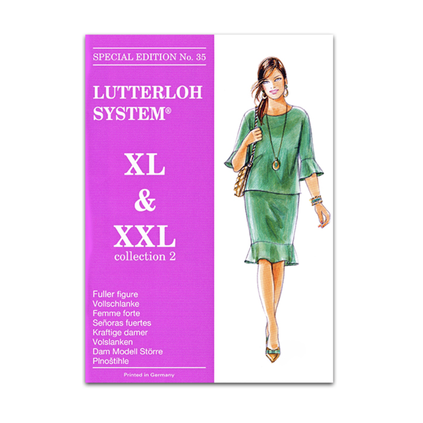 Lutterloh XL & XXL - Edition 2 <br>Collection no. 35